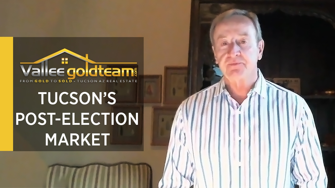 How Has the Election Impacted the Tucson Market?