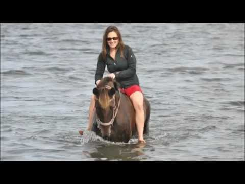 Kristen, Horseback Riding in Bradenton, Florida, Feb.,  2013