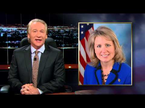 flip - Subscribe to the Real Time YouTube: http://itsh.bo/10r5A1B The latest, lamest congressman is a congresswoman! Watch Bill Maher name North Carolina's 2nd District Rep. Renee Ellmers to the...