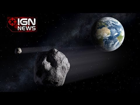 Footage - NASA has released footage showing that a small asteroid that passed by Earth yesterday has an even smaller moon. Read more here: ...