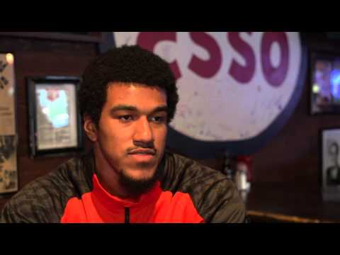 Vic Beasley Interview 1/25/2014 video.