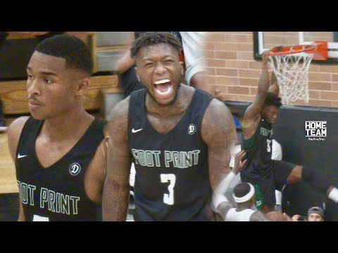 Nate Robinson & Jaylen Hands at The Drew League! with Hamilton Brothers