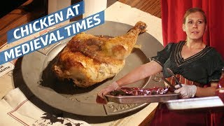 How Medieval Times Serves 1300 Chicken Dinners in 30 Minutes — How to Make It by Eater