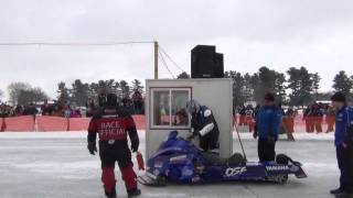 7. Fastest snowmobile in the WORLD OSP racing