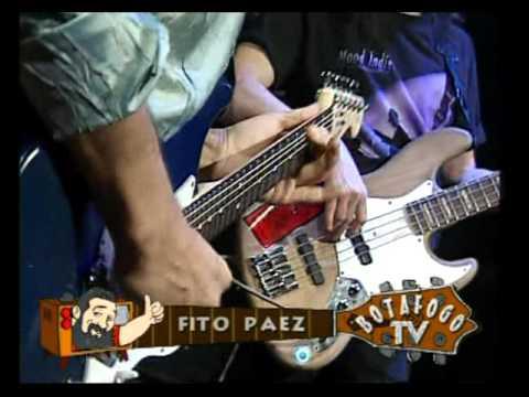 Fito Páez video Zapada en Vivo - Fito Páez & Botafogo - Botafogo TV 2005
