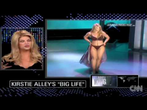 "Kirstie Alley discusses her 2006 appearance on ""The Oprah Winfrey Show"" in which she wore a bikini."