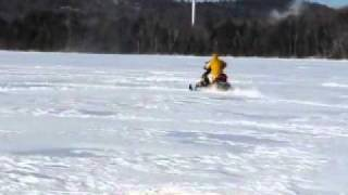 10. 2003 Ski-Doo Adrenaline X800 Bombardier Snow Mobile for sale -  atthe.com