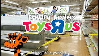 Video Toys R Us is Closing! Empty Aisles & Sales! End of an era. MP3, 3GP, MP4, WEBM, AVI, FLV Juni 2018
