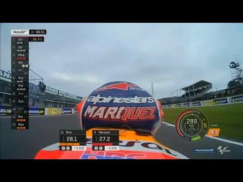 Απόλυτη κυριαρχία του Μαρκ Μάρκεθ στο Moto Gp