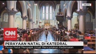 Download Lagu Suka Cita Natal di Gereja Katedral Larut dalam Keberagaman & Kedamaian Mp3