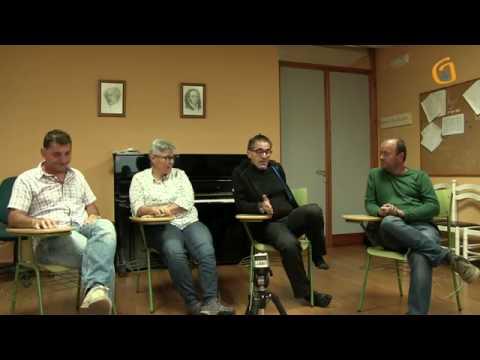 Entrevista a Cuarteto Caramuxo