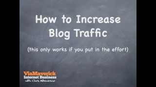 Ridiculous Voice Shows You How To Increase Blog Traffic
