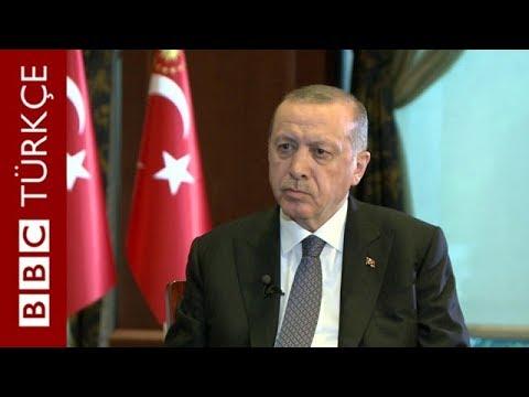 Erdoğan BBC'ye konuştu: Seçimi kim kazanırsa saygı duyarız