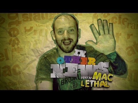 other - Rapper Mac Lethal fast raps the week in news from the i am OTHER news desk. This week we look at the government shutdown, the latest on the SUV-biker rally a...