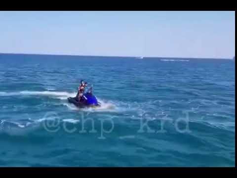 В акватории Черного моря взорвался гидроцикл, катающиеся в реанимации