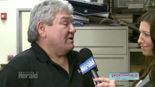 Boston Herald Talk of the Town : Former Boston Bruin Stan Jonathan