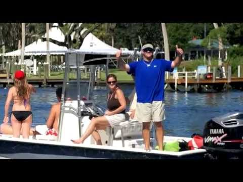 Homosassa Scalloping Trip
