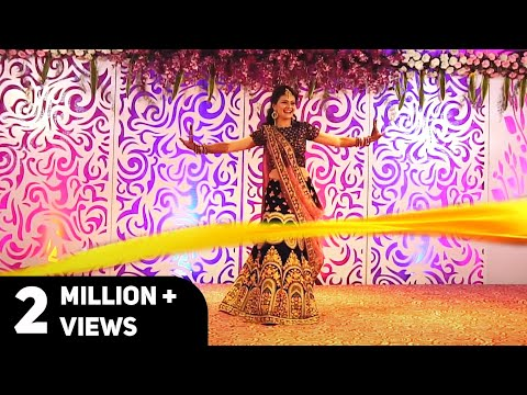 Video Best Bride Surprise Dance 2018 | Maine Payal Hai Chhankai (Falguni Pathak) | Natya Social download in MP3, 3GP, MP4, WEBM, AVI, FLV January 2017