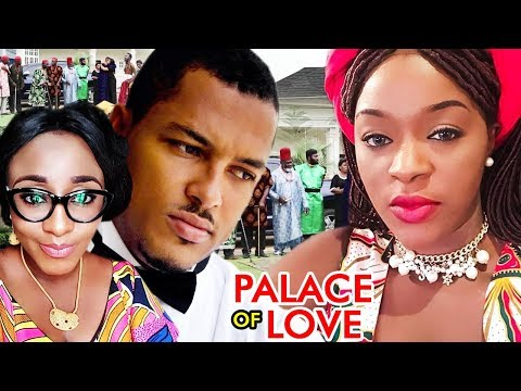 Palace of Love 3&4  -Ini Edo & Chacha Eke Latest Nigerian Nollywood Movie/African Movie