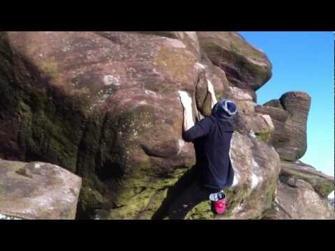 Gritstone Bouldering Pissup,