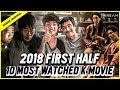 Video TOP 10 Korean Movies 2018