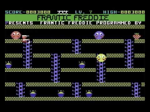 C64 Longplay - Frantic Freddie (HQ)