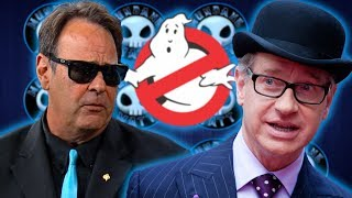 Video Dan Aykroyd DESTROYS Paul Feig over GHOSTBUSTERS failure MP3, 3GP, MP4, WEBM, AVI, FLV Maret 2018