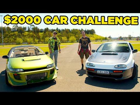 FINAL BATTLE | $2000 Modified Car Challenge
