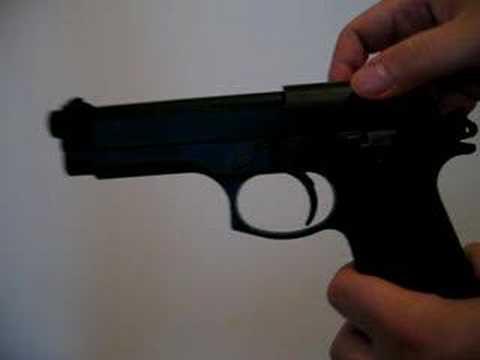 Western Arms  Beretta m92fs perfect version
