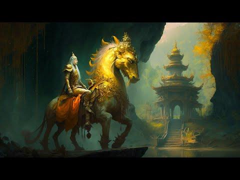 Who Is Kalki Avatar?  The Apocalyptic Horse Rider