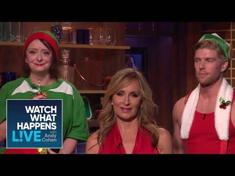 The Real Housewives Play Never Have I Ever: Holiday Edition | WWHL