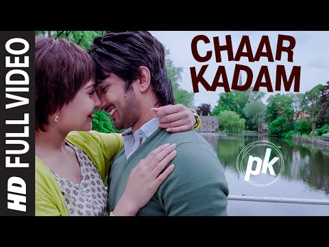 Video 'Chaar Kadam' FULL VIDEO Song | PK | Sushant Singh Rajput | Anushka Sharma | T-series download in MP3, 3GP, MP4, WEBM, AVI, FLV January 2017