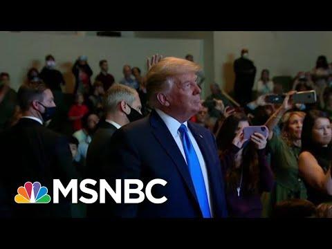 Christian Leaders Speak Out Against The President   Morning Joe   MSNBC