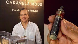 CARAVELA : le modeur mythique !