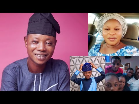 WATCH Yoruba Actor Owolabi Ajasa Wife, Kids And Things You Never Knew