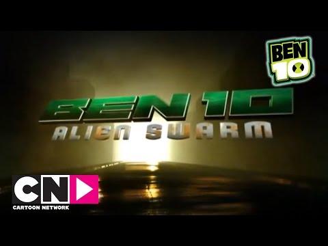 Ben 10 | Alien Swarm Movie Trailer | Cartoon Network
