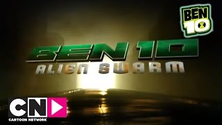 Nonton Ben 10   Alien Swarm Movie Trailer   Cartoon Network Film Subtitle Indonesia Streaming Movie Download
