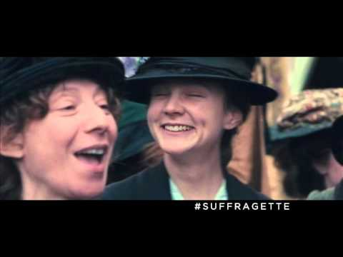 Suffragette (TV Spot 'The Best Film of the Year')