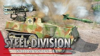 Enjoyed the video? Here's some more! ► https://goo.gl/vHwUWj Steel Division: Normandy 44 Playlist! ► https://goo.gl/Xs4EJ4 You can now support the channel on...
