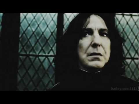 snape - Songs, clips etc do not belong to me. --------------------- Song: Come Undone Artist: FFH.