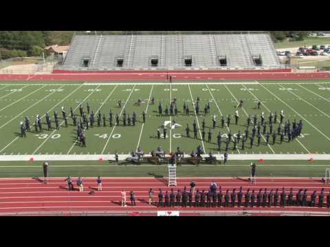 Crowley Mighty Eagle Band 2016