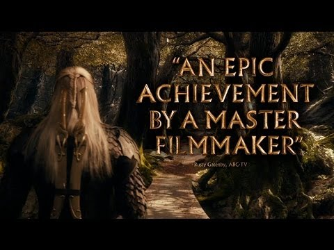 The Hobbit: The Desolation of Smaug TV Spot 'Reviews'