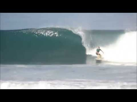 4th of July 2014 Surfing Playa Hermosa Costa Rica
