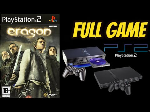 Eragon [PS2] 100% ALL SECRET EGGS Longplay Walkthrough Playthrough Full Game (HD, 60FPS)