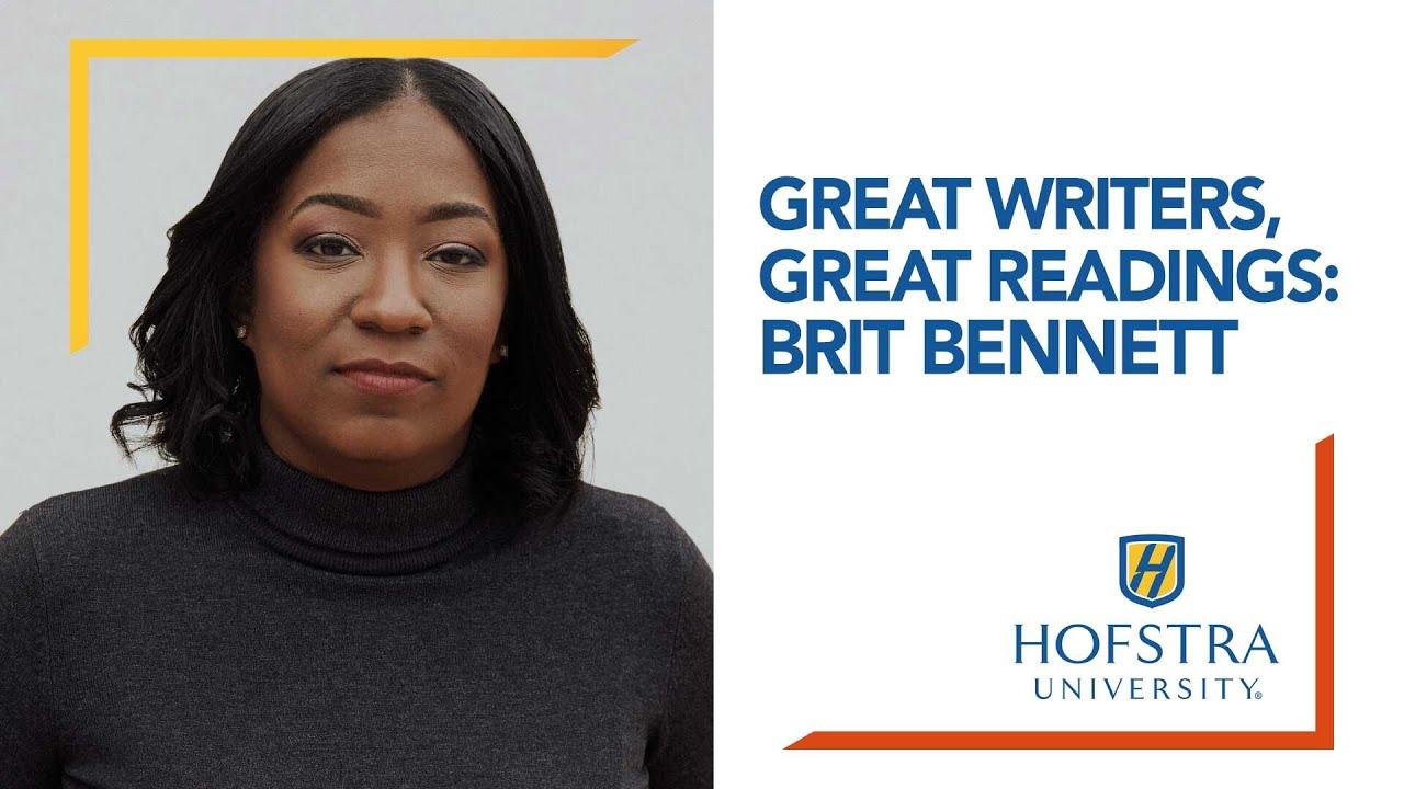 Brit Bennett – Great Writers, Great Readings