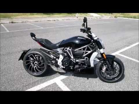 Ducati XDiavel S - Start Up And Sound