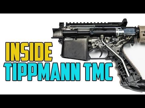 Inside the Tippmann TMC Magfed Paintball Gun - 4K
