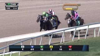 RACE REPLAY: 2017 Swale Stakes Featuring Favorable Outcome