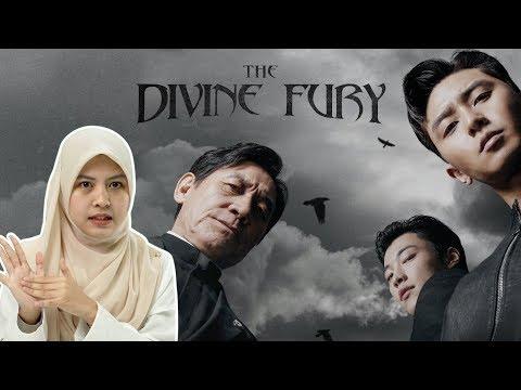 Review Filem - The Divine Fury