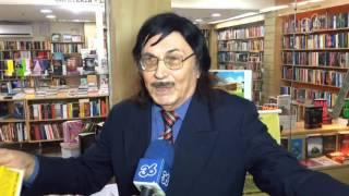 Maestro Caaraura lança livro sobre Hitler